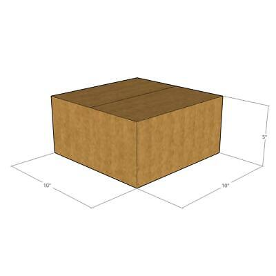 20 Boxes With Size Of 10 X 10 X 5 - 32 Ect New