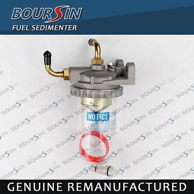 Fuel Water Sedimenter Separator Fit Isuzu Npr Npr Hd Nqr 4He1 4 8L 1998 2004
