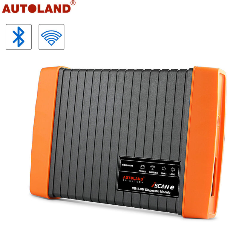 AUTOLAND iScan WIFI Full System All Makers Diagnostic Tool Scanner for Android