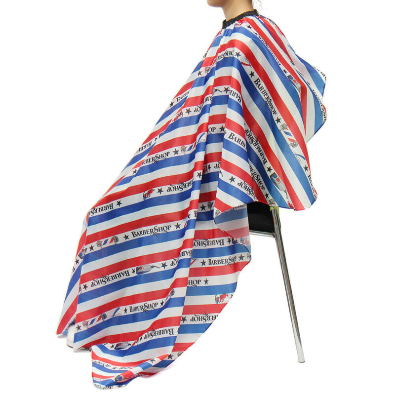 Pro Cape Hairdressing Gown Haircut Apron Cloth
