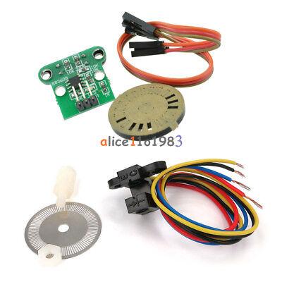 Hc-020k Photoelectric Speed Sensor Encoder Coded Disc Code Wheel For Freescale