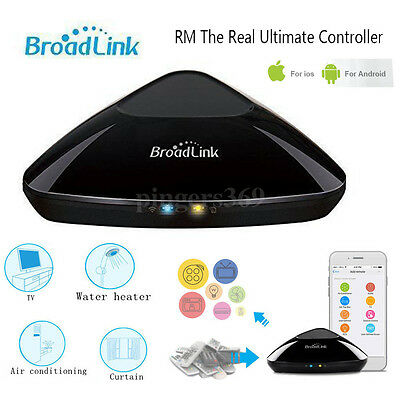 Broadlink RM2 RM PRO Universal Intelligent Remote Controller Smart Home Autom UK