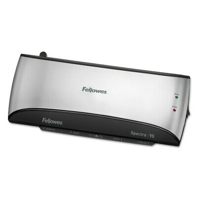 Fellowes Spectra 95 Laminator 9 Wide X 5 Mil Max Thickness 5738201 New
