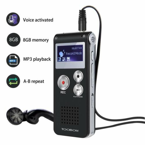 Paranormal Ghost Hunting Equipment Digital EVP Voice Activated Recorder USB Best
