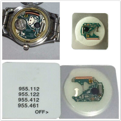 For ETA 955.122 955.112 955.412 955.461 Quartz Watch Movement Circuit Board for sale  Shipping to Canada