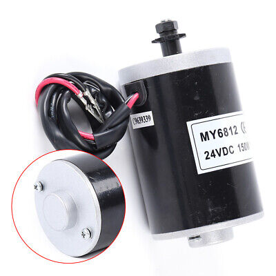 Electric Small Brush Motor Kit Dc24v 150w High Speed Controller Dc Motor My6812