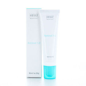 Obagi Retinol 1.0% 1 oz - Brand New In Box_Authentic!!! AOX Riche (Dry Skin) 1.6oz