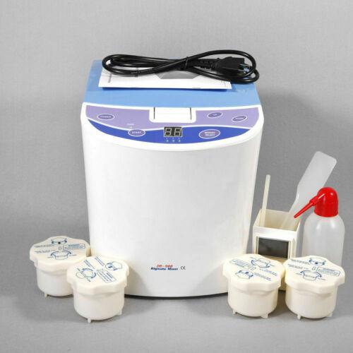 Dental Lab Alginate Centrifuge Impression Denture Material Mixing Mixer Stirrer
