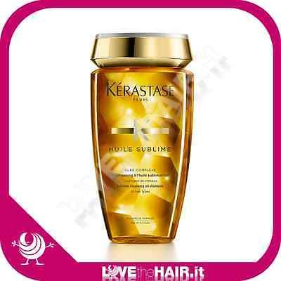 Kerastase Elixir Ultime Shampoo Bain OLEO-COMPLEXE 250ml