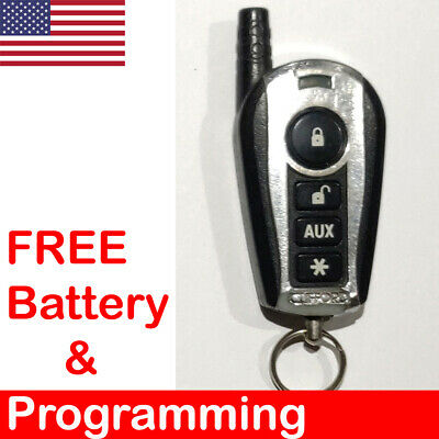 with Free Programming DEI Clifford rpn 7151x Transmitter Remote Fob