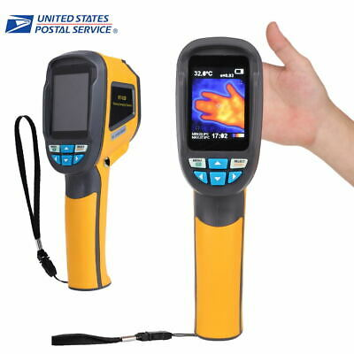 Ht-02d Handheld Thermal Imaging Camera Imager Ir Infrared Thermometer -20-300