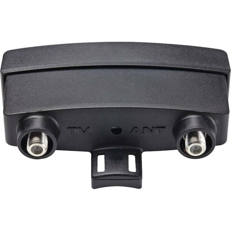 Winegard - Boost XT Outdoor Digital TV Antenna Preamplifier - Black/White