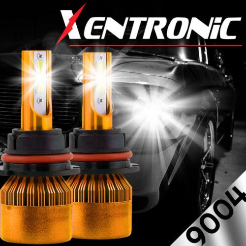 XENTRONIC LED HID Headlight kit 9004 HB1 6000K for 1988-1997 Mazda MX-6