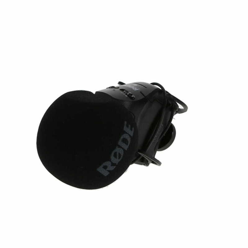 Rode Stereo Videomic Pro (SVMP) Stereo On-Camera Microphone EX
