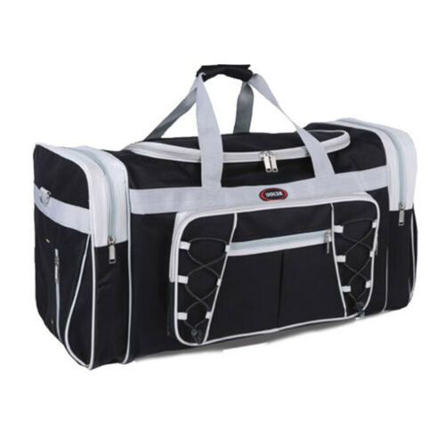 Mens Duffle Bag Sport Gym Fitness Carry On Travel Luggage Sh