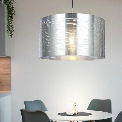 LED Techo Lámpara Colgante Schlaf-Wohn-Zimmer Plata Araña Cocina Péndulo Luz