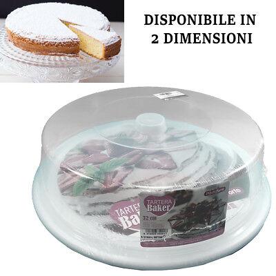 Tablett Kuchen-gerichte Mit Deckel Behälter Reisetaschen Dienen Kuchen-halter