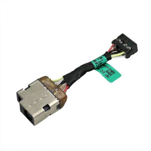 DC POWER JACK CABLE For HP Pavilion 15-f023wm 15-f024wm 15-f014wm 15-f018ca 5cm