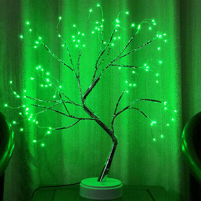 108LEDs Christmas Birch Tree Lights Xmas Branches Twig Night Light Home Decor ()
