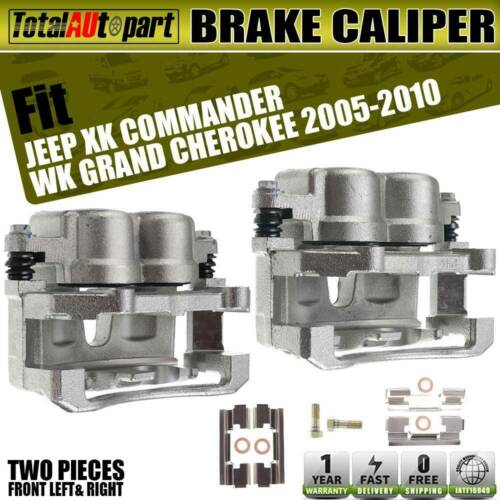 2005-2010 Jeep Grand Cherokee Brake Caliper Near Side Rear 3.0 CRD WK