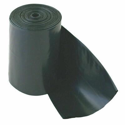 50 x Heavy Duty Extra Strong Refuse Sacks Black Bin liner Rubbish Bags 100L