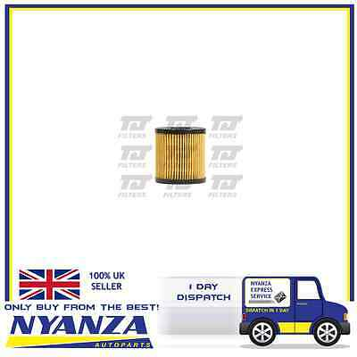 TJ FILTERS CARTRIDGE OIL FILTER ELEMENT CITROEN FIAT FORD MINI PEUGEOT VOLVO