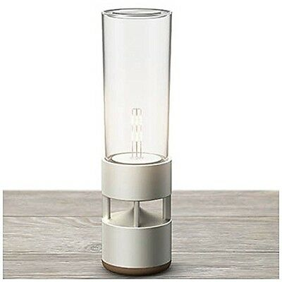 NEW SONY Japan LSPX-S1 Bluetooth-enabled Glass Sound Speakers Fast Shipping