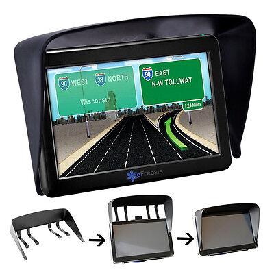 """7"""" New Sun Shade Glare Vision Shield for GPS Navigation Rand McNally RVND 7720"""