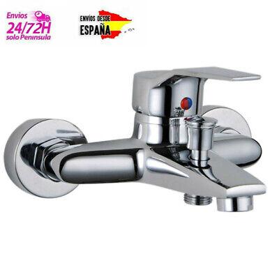 Grifo de Bañera Mezclador baño Grifo mezclador ducha monomando Lavabo Faucet