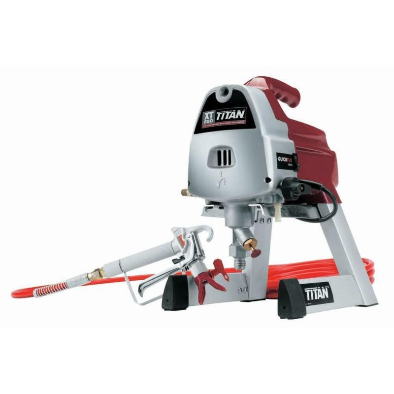 NEW Titan XT250 Airless Paint Sprayer -- XL255 Wagner 9140 9145 SprayTech 1420