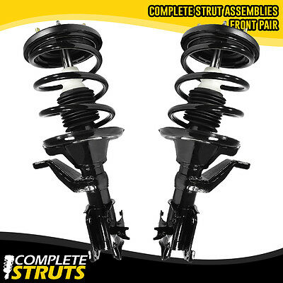 03-05 Honda Civic 1.7L Front Quick Complete Shocks / Struts & Coil Springs Pair