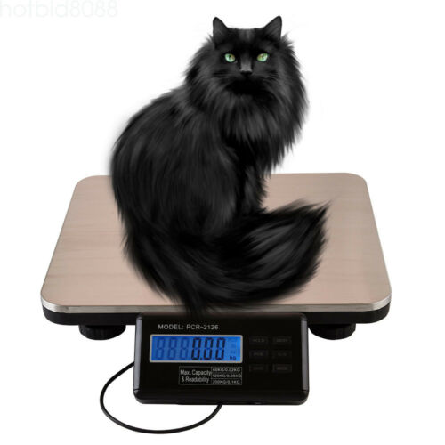 Commercial Scales Digital Platform Postal Scale Electronic Weight 0.1KG 300KG US