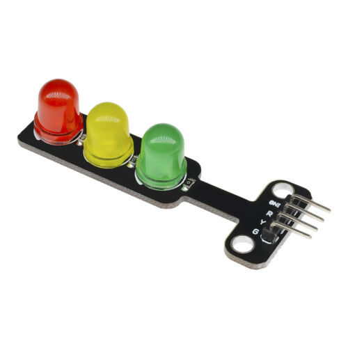 1PCS Mini 5V Traffic Light LED Display Module for Arduino NEW