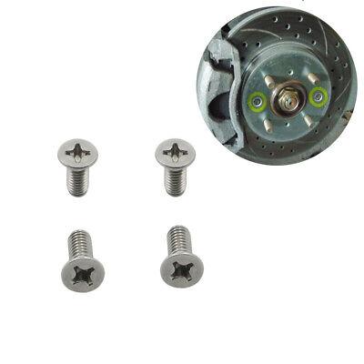 1Set Brake Disc Rotor Screw for Honda Accord Civic Odyssey 93600-06014-0H Brake Disc Set Screw