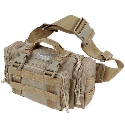 - Maxpedition Proteus Versipack MOLLE Waist Belt Bag Travel Fanny Pack MOLLE Khaki