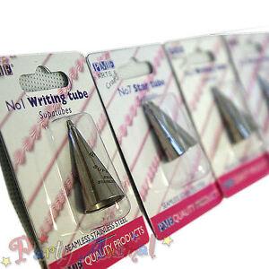 PME-ICING-NOZZLE-Seamless-Stainless-Steel-Piping-Writing-Tube-Cake-Decorating