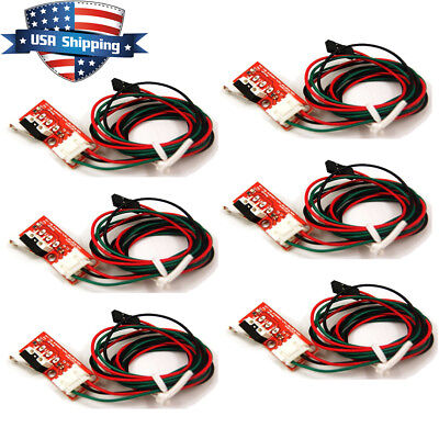 Ramps 1.4 Mechanical Endstop Limit Switch Wcable For Cnc3d Printer Reprap