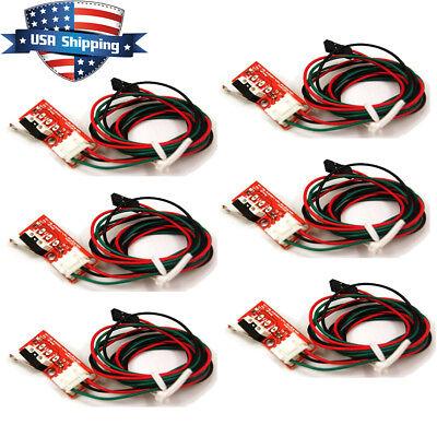RAMPS 1.4 Mechanical Endstop Limit Switch w/Cable for CNC/3D Printer RepRap