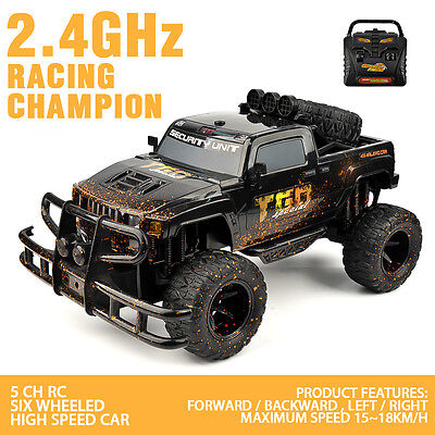 1:10 2.4G Remote Control RC Off-Road Car Buggy Racing Monster Truck Hobby Toy