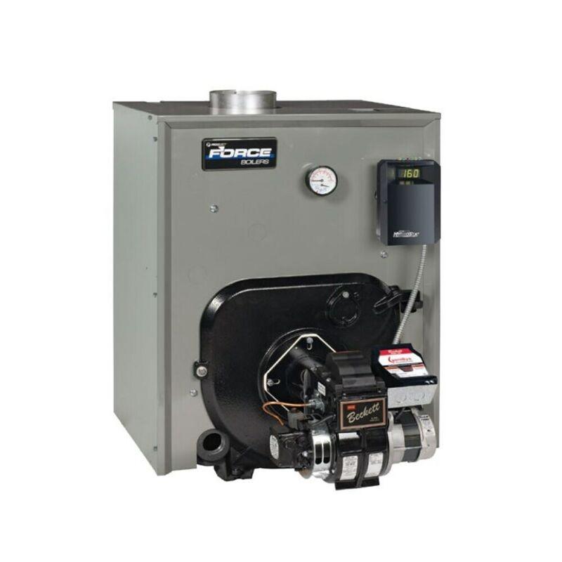 ProSelect® Force™ Boilers - 148k BTU - 87.0% AFUE - Hot Water Oil B...
