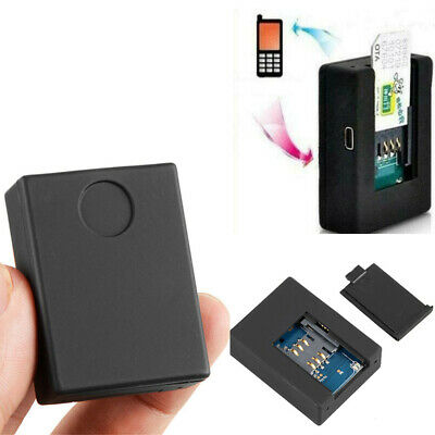 Mini Tri-band GSM Voice Activate Device Sim Card Spy Ear Bug Listening Gadget US