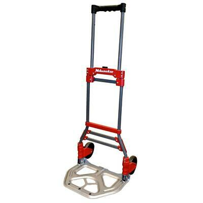 Folding Hand Truck Wheels Dolly Portable Moving Cart Durable
