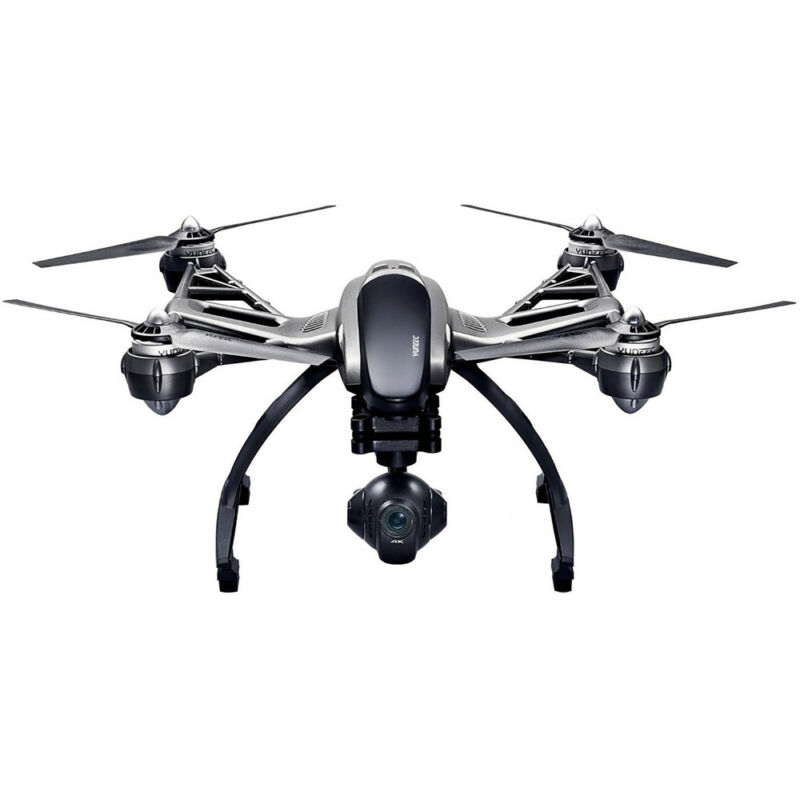 YUNEEC Typhoon 4K Quadcopter Black YUNQ4KUS