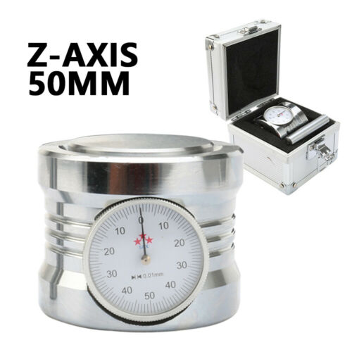 Z Axis Zero Pre-setter Tool 50±0.005mm Determinator Photoelectric Set for CNC