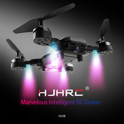 HJHRC HJ28 RC Drone With Camera 720P/1080P Wifi FPV Foldable RC Quadcopter B1S1