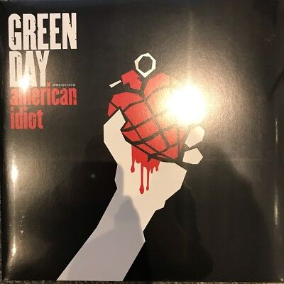 Green Day - American Idiot - Double Vinyl ×2 LP Album NEW SEALED