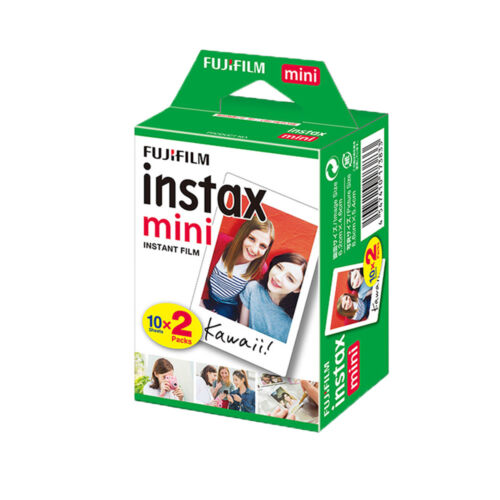 Fujifilm Instax Mini Film Instant 50 Photos For Fuji 8 8+ 9 25 50 90 Camera SP-2