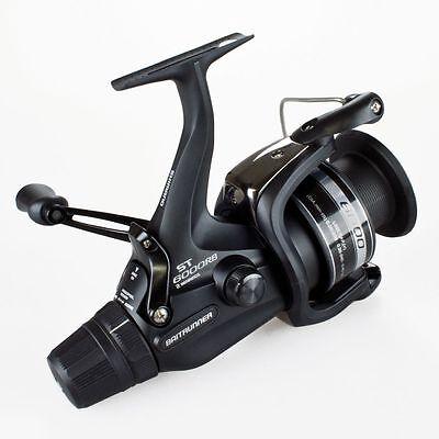 Shimano NEW Baitrunner ST 6000 RB Carp Fishing Reel - BTRST6000RB