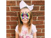 Face Painter available in Salford & Manchester