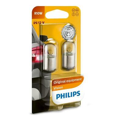 Philips R10W  Glühlampe, 2 Stück